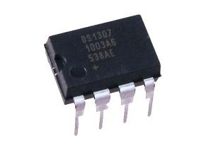DS1307 IC RTC Serial 512K 8-Dip