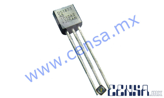 DS1833-5 IC Econoreset 5V HI act. TO92 | DS1833-5 | DS1833 5 | DS1833/5