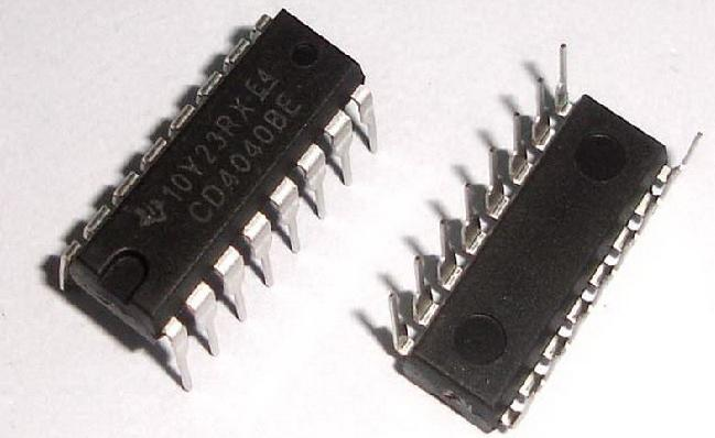 CD4040BE | IC COUNT/DIVIDER 12STAGE 16-DIP