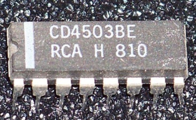 CD4503BE | IC Buff TRI-ST HEX N-INV DIP-16
