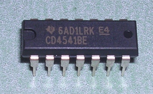 CD4541BE | IC PROGRAMABLE TIMER 14-DIP