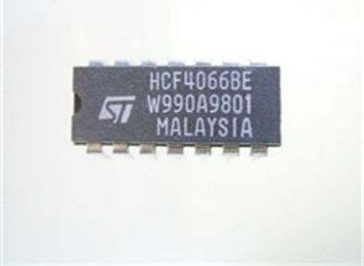 HCF4066BE | IC Bilateral Switch Quad DIP-14