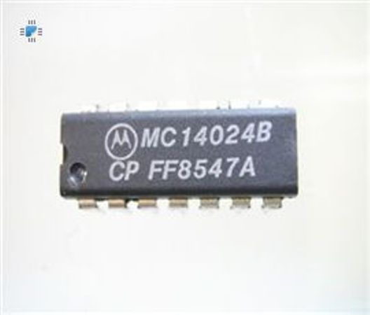 MC14024BCP IC Counter Ripple 7STAGE DIP-14