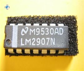 LM2907N | IC Converter FREQ TO Volt. DIP-14