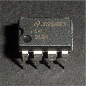 LM318N IC OP AMP High Slew Rate DIP-8