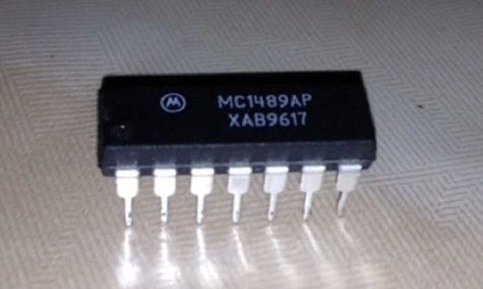 MC1489AP IC Interface  Receiver Quad DIP-14