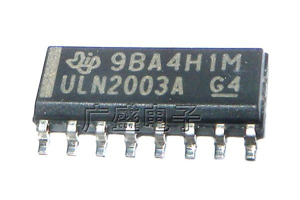 ULN2003ADR IC DARL TRANS ARRAY 16-SOIC