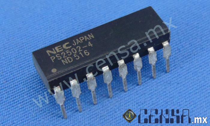 PS2502-4 IC 4 CHANN. PHOTODARLING DIP-16