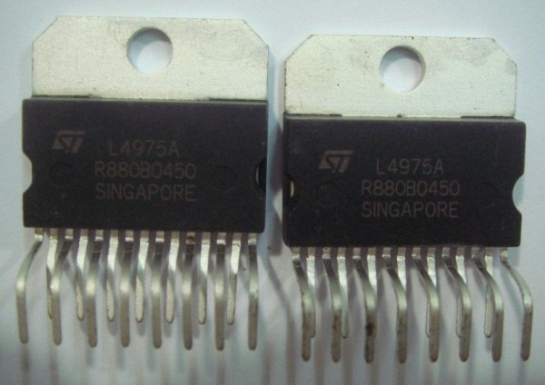 L4975A IC Regulador  5A / 5.1V a 40V