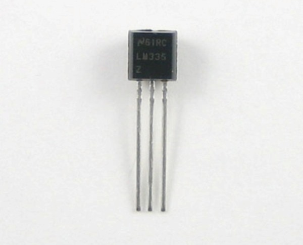 LM335Z | IC Regulador Sensor de temperatura TO92