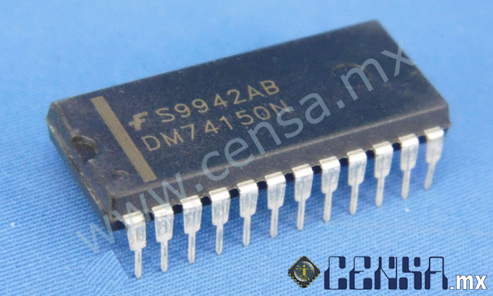DM74150N IC Multiplexer / Select 16-1 DIP-24