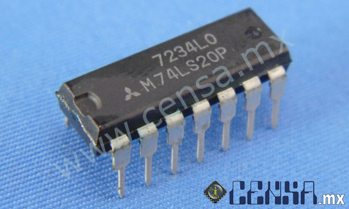 M74LS20D IC 4-Input NAND-Function Logic Gate