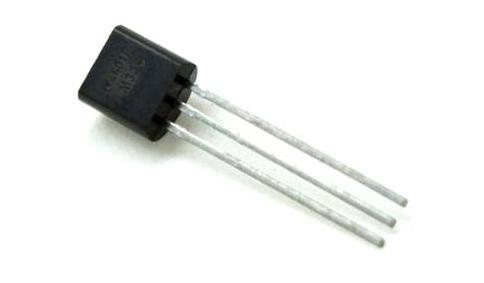 LM334 Z  IC CURRENT SOURCE 3% TO92-3