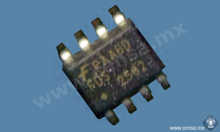 FDS2582 Transistor Mosfet N-CH 150V 4.1A 8 SOIC | FDS2582
