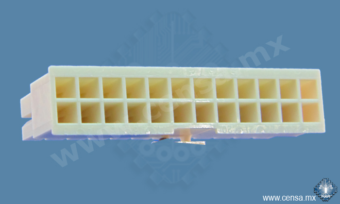 39012245   | 39012245 Connector Alojamiento Mini-Fit 24 pos