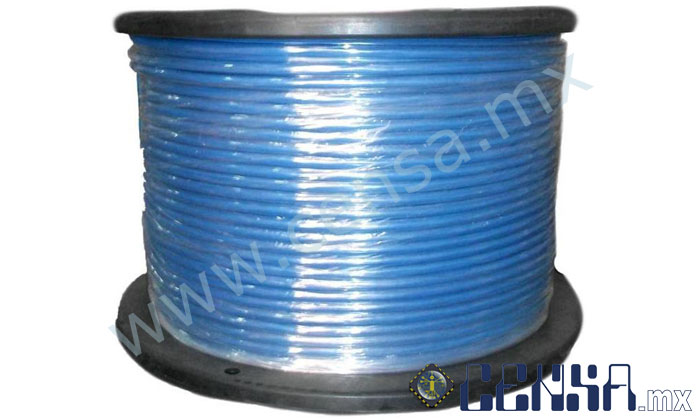664445-15 | Cable FTP Cat.5 4Px24 AWG Condumex POR ROLLO 305 MTS.