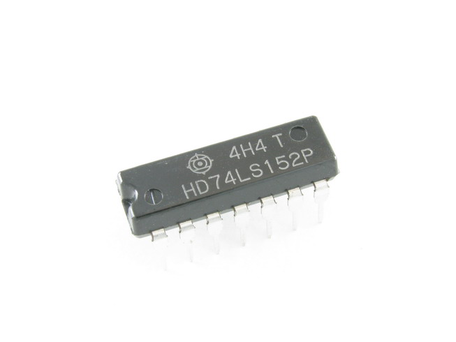 HD74LS152P Circuito Integrado QUAD 2-INPUT POSITIVE NAND