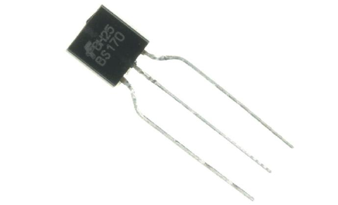 BS170_D75Z MOSFET N-CH 60V 500MA TO-92 | BS170_D75Z