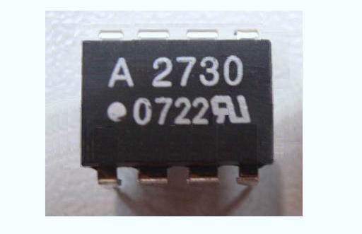 A2730 OPTOACOPLADOR DOBLE CANAL | A2730