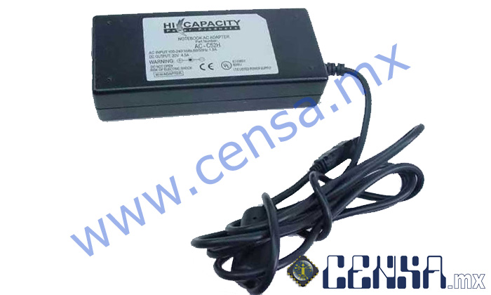 AC-C52H | Adaptador de Corriente p/Notebook Dell (T0000585)