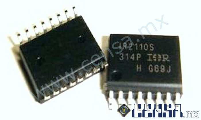 IR2110S IC DRIVER HIGH/LOW SIDE 16SOIC