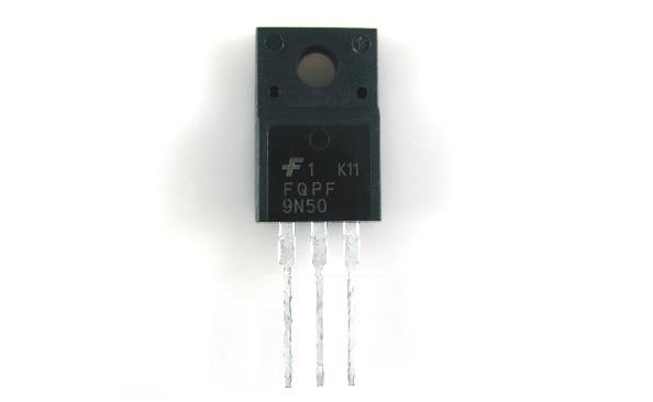 P9NK50Z MOSFET N-CH 500V 7.2A TO-220FP