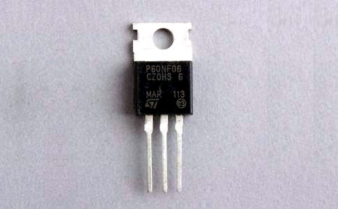 P60NF06 MOSFET N-CH 60V 60A TO-220