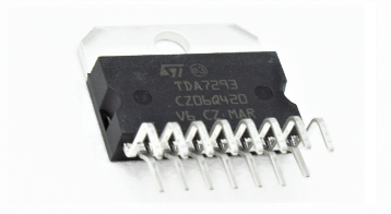 TDA7293V IC AMPLIFRICADOR DE AUDIO 100W