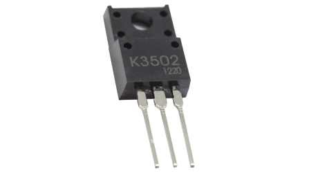 K3502 TRANSISTOR MOSFET CANAL N