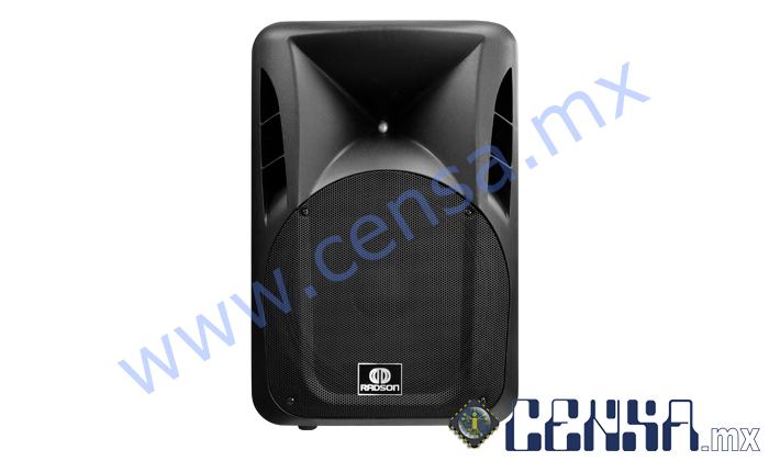 D15ST | Bafle amplificado plastificado de 4500 Watts PMPO