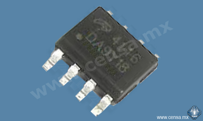 4116 MOSFET CANAL N 25V 15A SOIC 8 | 4116  | 4116-
