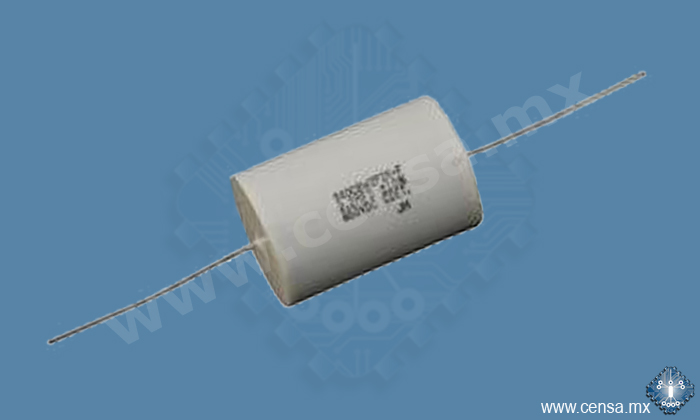 940C8W2P2K-F | CAPACITOR POLIPROPILENO 2.2µF, 450VCA, 10%, AXIAL (T0000440)