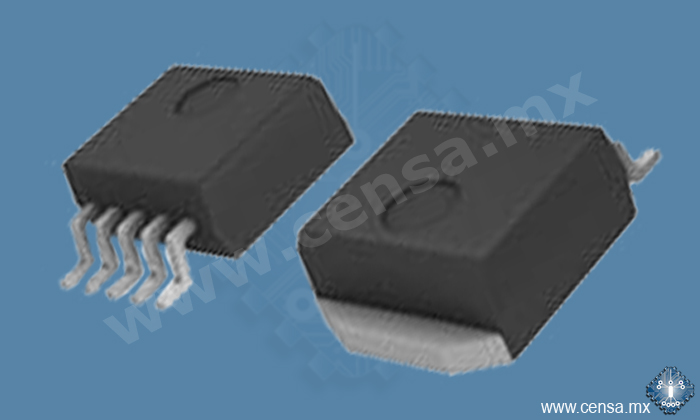 LM257SD2T-5R4G CIRCUITO INTEGRADO REGULADOR REDUCTOR DPAK